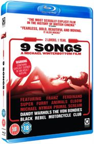 9 Songs - (Import Blu-ray Disc)