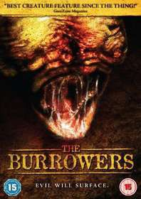 The Burrowers (DVD)