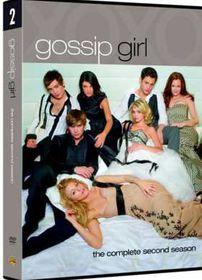 Gossip Girl Season 2 (DVD)