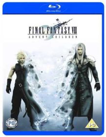 Final Fantasy VII - Advent Children - (Import Blu-ray Disc)