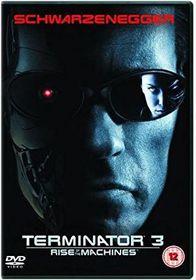 Terminator 3 : Rise of the Machines (DVD)