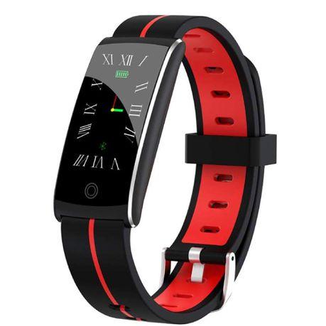Fitness Tracker F10 Smart Watch Ip67 Waterproof Activity Tracker Black Red Buy Online In South Africa Takealot Com