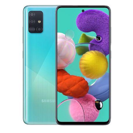 Samsung Galaxy A51 128GB Dual Sim - Prism Crush Blue | Buy Online ...