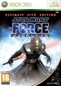 Lucas Star Wars The Force Unleashed: Ultimate Sith Edition (Xbox 360)
