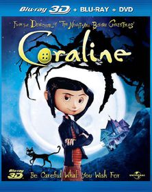 Coraline (2009)(3D Blu-ray)