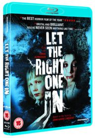 Let the Right One In - (Import Blu-ray Disc)