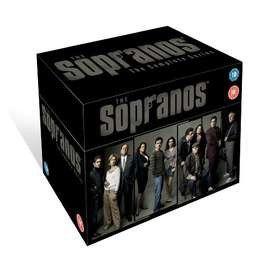 Sopranos Season 1 - 6 (DVD)
