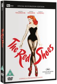 The Red Shoes: Restoration Edition - (Import DVD)