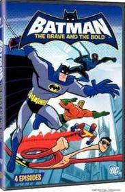 Batman Brave & Bold Vol 1 (DVD)