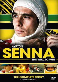 Ayrton Senna: The Will to Win - (Import DVD)