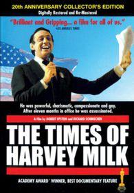 The Times of Harvey Milk - (Import DVD)