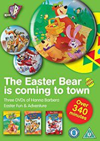 The Easter Bear Is Coming To Town (DVD)