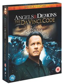 Angels and Demons / The Da Vinci Code - (Import DVD)