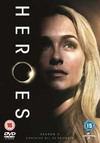 Heroes: The Complete Series 3 - (Import DVD)