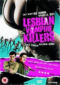 Lesbian Vampire Killers (DVD)