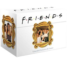 Friends - Season 1-10 Complete Collection (15th Anniversary) (Parallel Import - DVD)