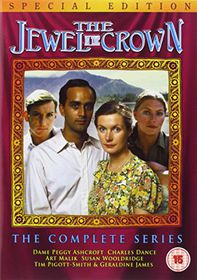 The Jewel In The Crown The Complete Series (DVD)