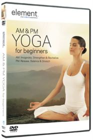 Element: AM and PM Yoga - (Import DVD)