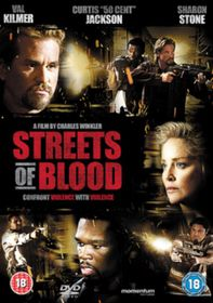 Streets of Blood - (Import DVD)