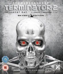 Terminator 2 - Judgment Day (Import Blu-ray Disc)