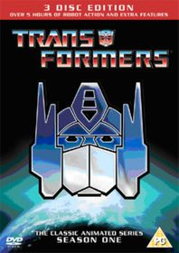 Transformers: Season 1 - (Import DVD)