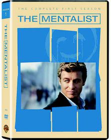 Mentalist Season 1 (DVD)