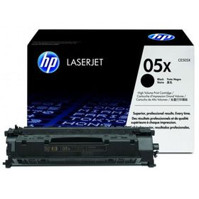 HP 05X High Yield Black Laserjet Toner Cartridge