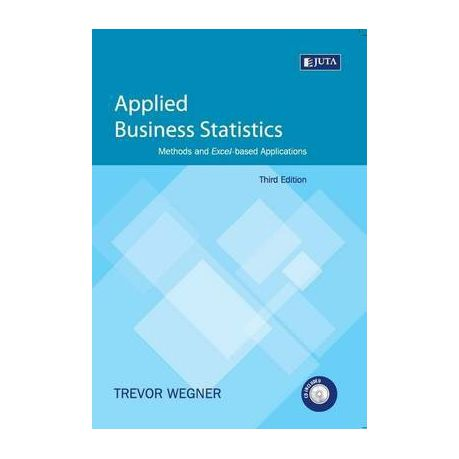 Statistics wegner trevor applied business pdf by