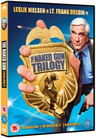 The Naked Gun Trilogy - (Import DVD)
