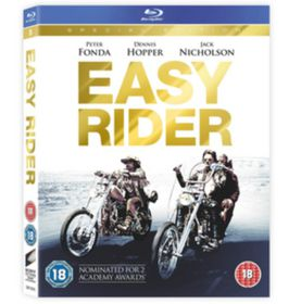 Easy Rider - (Import Blu-ray Disc)