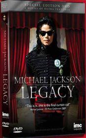 Michael Jackson: Legacy - The Definitive Biography - (Import DVD)
