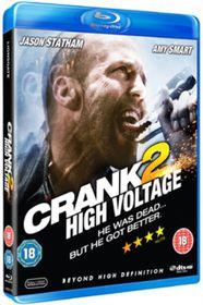 Crank 2 - High Voltage - (Import Blu-ray Disc)