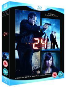 24: Season 7 - (Import Blu-ray Disc)
