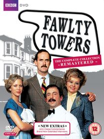 Fawlty Towers: Remastered - (Import DVD)