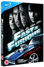 Fast & Furious [Region Free] (Blu-ray)