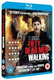 Fifty Dead Men Walking - (Import Blu-ray Disc)