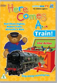 Here Comes A... Train! - (Import DVD)