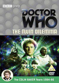 Doctor Who: The Twin Dilemma - (Import DVD)