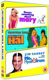 Twisted Comedy Triple (There's Something About Mary / Shallow Hal / Me, Myself and Irene) (DVD)