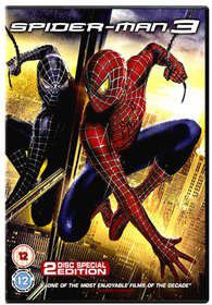 Spider Man 3 (DVD)
