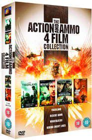 The Action and Ammo Collection (DVD)