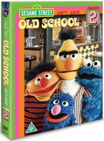 Sesame Street: Old School - Volume Two 1974-1979 - (Import DVD)
