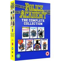 Police Academy 1-7 - The Complete Collection - (Parallel Import - DVD)