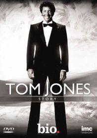 Tom Jones: The Story - (Import DVD)