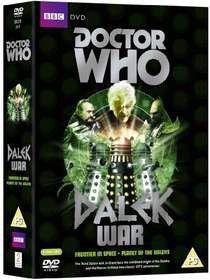 Doctor Who: Dalek War Box - (Import DVD)
