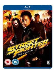 Street Fighter The Legend Of Chun-Li (Blu-ray)