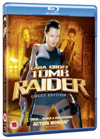 Lara Croft - Tomb Raider - (Import Blu-ray Disc)