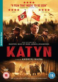 Katyn - (Import DVD)