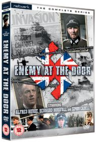 Enemy at the Door: The Complete Series - (Import DVD)