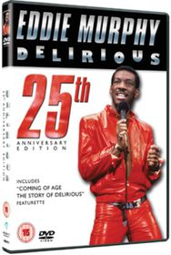 Eddie Murphy: Delirious (25th Anniversary Edition) - (Import DVD)